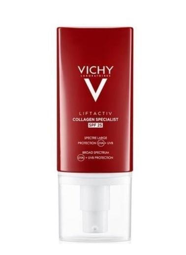 Vichy Vichy Liftactiv Collagen Specialist Spf 25 Bakım Kremi 50 ml Renksiz